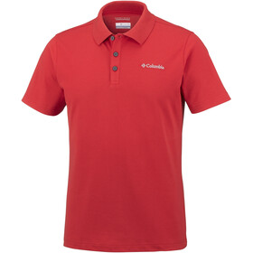 Columbia Elm Creek - T-shirt manches courtes Homme - rouge